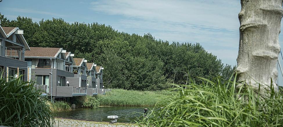 Unsere Uferhäuser