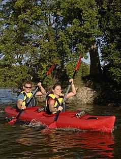 Einsteiger & Gelegenheits- paddler